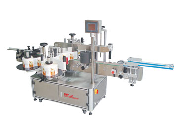 Automatic Double Side Labelling Machine